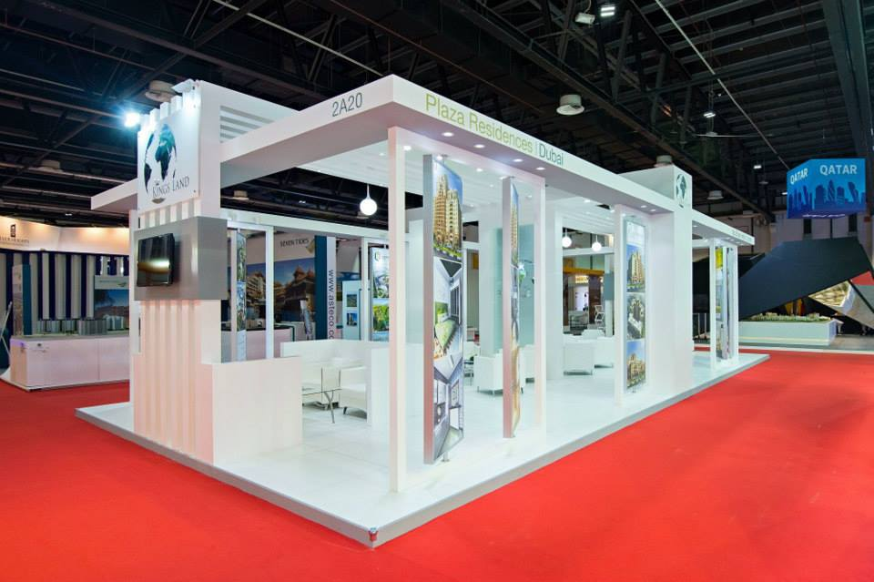 Trade Event Stands : Exhibition stand design dubai is your booth