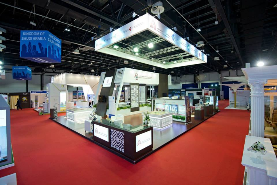 Exhibition Stand Design Process : Exhibition stand design dubai the building process