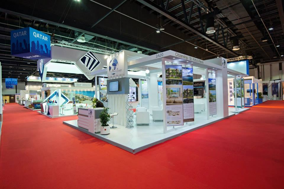 Sungard Exhibition Stand By Me : Hiring the best exhibition stand contractor dubai to help