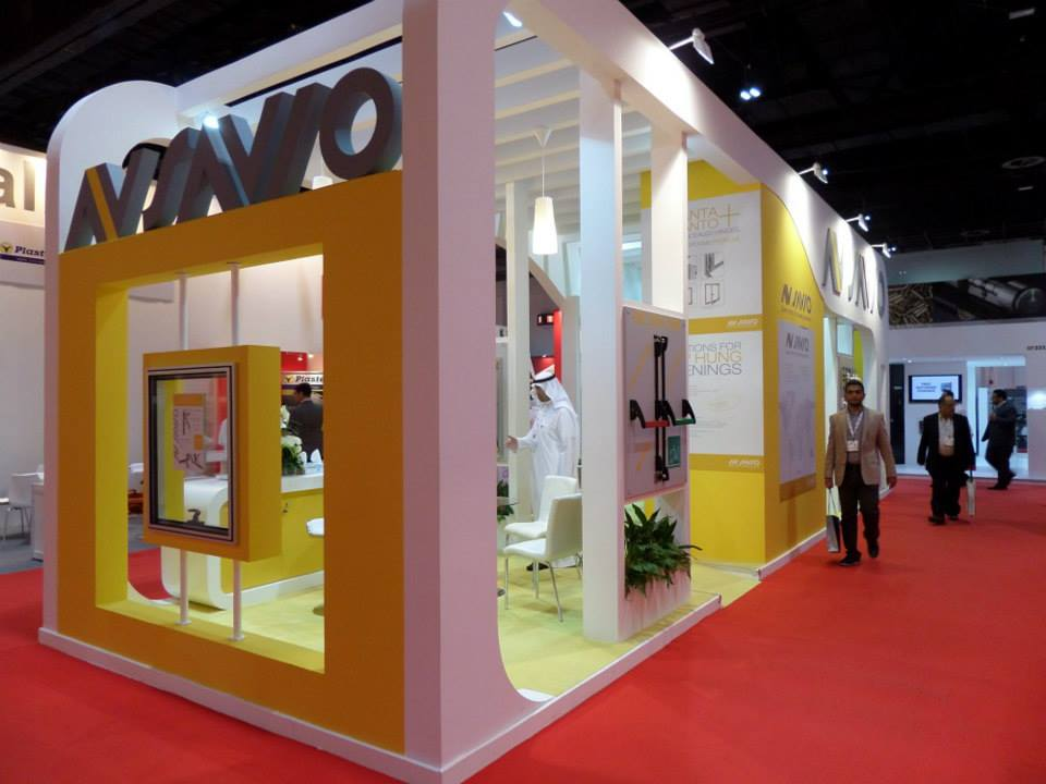 Booth Design For Exhibition : Choose an exhibition stand designer dubai who make the