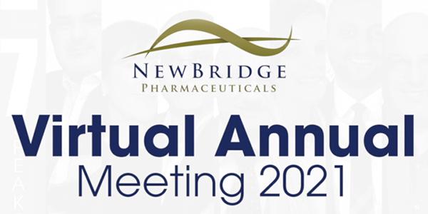New Bridge Annual Virtual Meeting